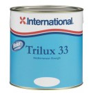 Antifouling spécial aluminium Trilux 33 blanc 0.750ml INTERNATIONAL YACHT PAINT