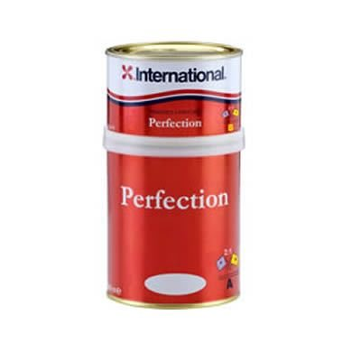 Laque Bi Composant Perfection® Rouge Chili Red 0.750ml INTERNATIONAL YACHT PAINT