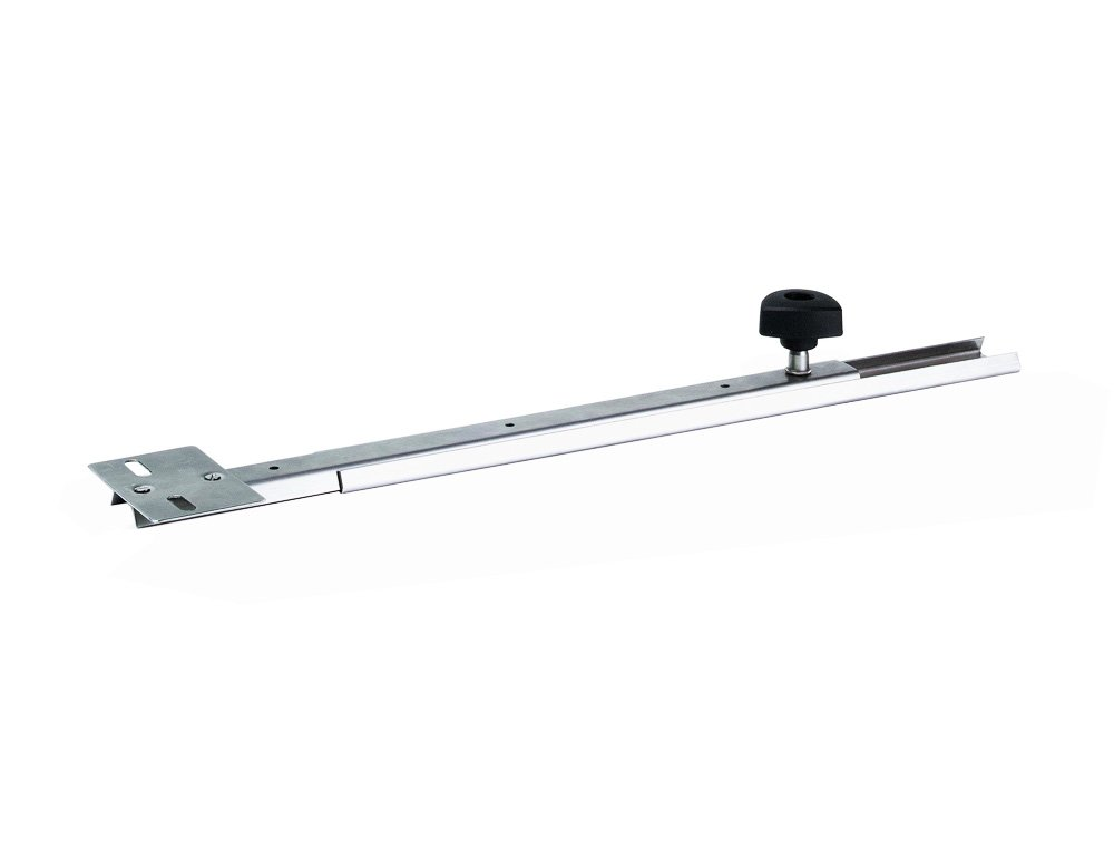 Rail support de sonde coulissant 30cm AMIAUD