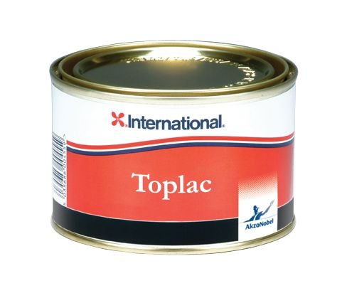 Toplac Blanc 001 0.375ml INTERNATIONAL YACHT PAINT