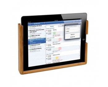 Support bambou Ipad TOPOPLASTIC