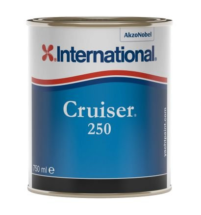 Antifouling semi érodable Cruiser 250 Bleu marine 0.750ml YACHTPAINT