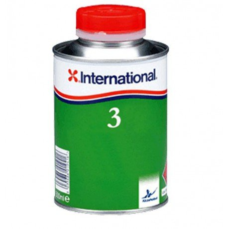 Diluant N°3 0.5l INTERNATIONAL YACHT PAINT